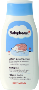 Babydream lotion dla niemowląt 9,99 zł 250 ml