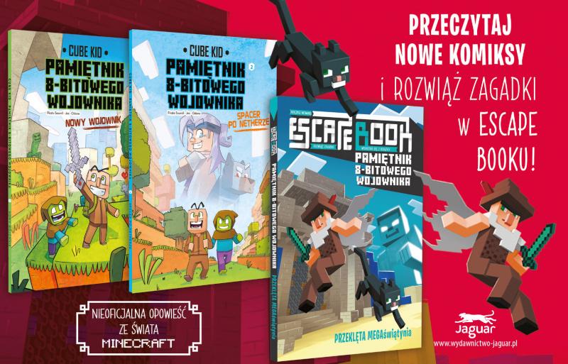 Scooby Doo_Miecraft_Escape book 205_131_5 mm