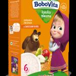 BoboVita_Kaszka-mleczna owsianka zbozowa zowocami sadu