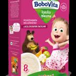 BoboVita_Kaszka-mleczna pelnoziarnista wielozbozowa zkolorowymi owocami