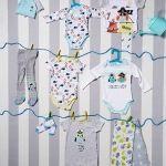 Rossmann ubranka niemowlęce
