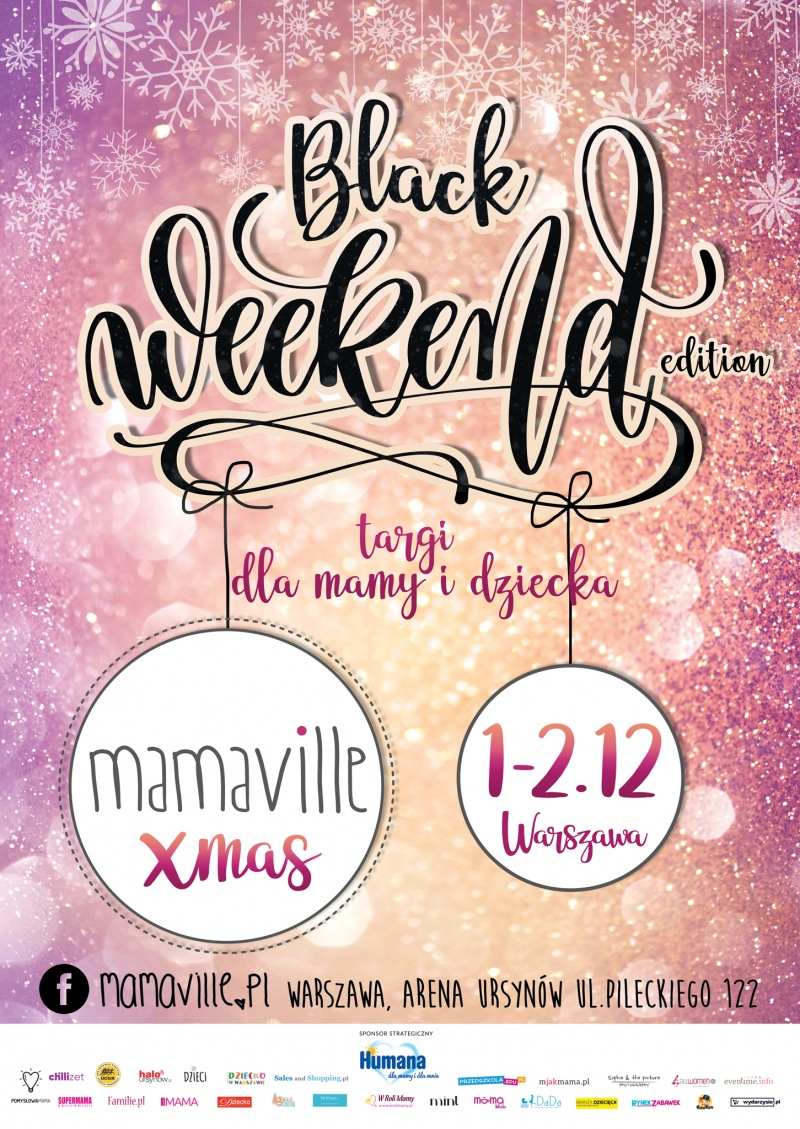Mamaville Black Weekend