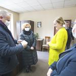Maseczki ochronne odFAKRO dla nowosądeckiego szpitala 02