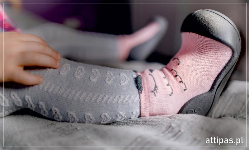 Buty dla dzieci Attipas