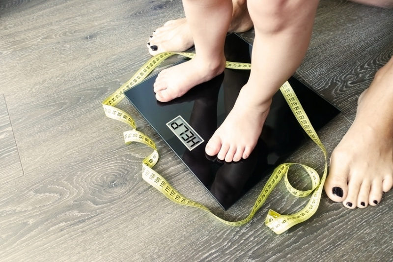 5 zasad walki z otyłością