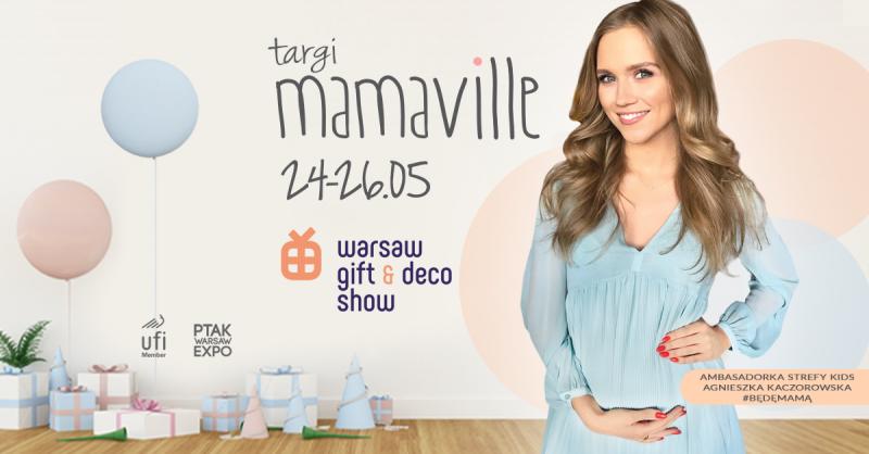 Mamaville na Warsaw Gift&Deco Show