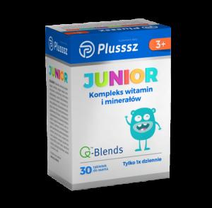 Plusssz Junior_Multiwitamina totabletki _ok.11zł_20 tabletek